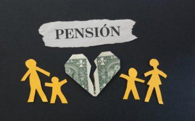 ¿Es lo mismo la pensión de alimentos que la pensión compensatoria?